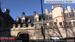 preview picture of video 'Paris, France - Video tour of a vacation rental near the Luxembourg Garden (Rue Cujas)'