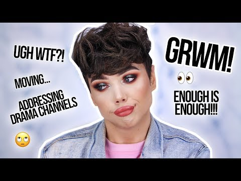 CHIT CHAT GRWM: Addressing HATE Channels, Moving, & My OWN Clothing Line?! | Thomas Halbert