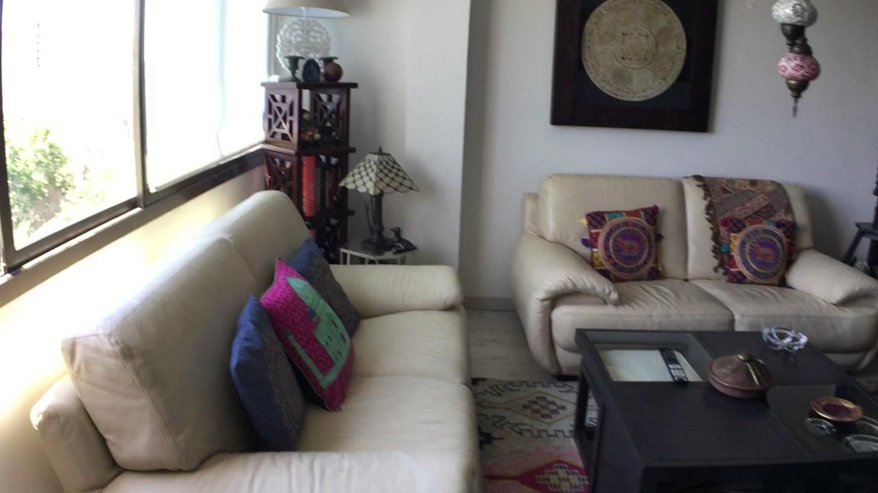 Rooms for rent in beautiful 3-bedroom apartment in Cuatro Caminos