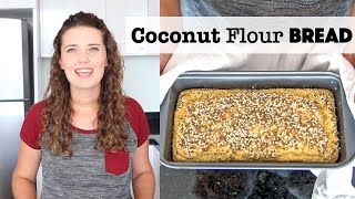 How To Make Coconut Flour Bread - 2 Methods