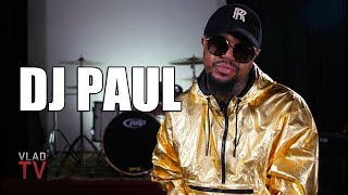 DJ Paul Hopes Young Dolph / Yo Gotti Beef Isn't Over 'King of Memphis' Title (Part 11)
