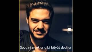 İlyas Yalçıntaş Ft. Büşra Periz - Olmazsa Olmazımsın  (Şarkı Sözü Alt Yazılı)