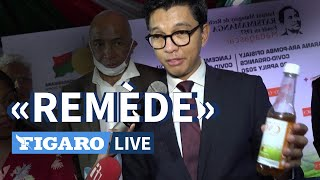 💊 Le Président De Madagascar Pense Avoir Un REMÈDE Au Coronavirus : Covid-Organics