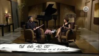Conversando con Cristina Pacheco - Miguel Ángel Villanueva