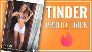 Tinder Profile Trick: Use This Bio & Girls Will Text You First
