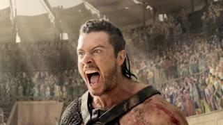 Сериал Спартак. Первый бог Агрона на арене