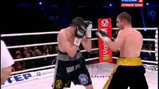 Смотреть онлайн Заурбек Бейсангуров против Гуидо Николас Питто: полный бой