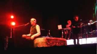 Il mantello e la spiga - Battiato live @ Ravenna 8 febb. 2013