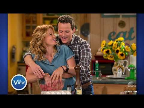 Candace Cameron Bure Catches Up With The Co-Hosts About 'Fuller House' And More | The View