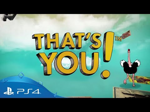 That's You! | Launch Trailer | PS4