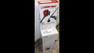 Troy bilt tb685 ec straight shaft string trimmer most popular videos troy bilt tb35 ec straight shaft gas trimmer box opening review fandeluxe Images