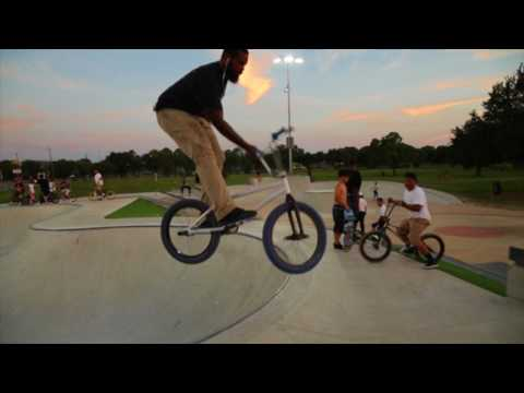 Houston Skate & BMX || Burnett Bayland Park