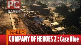 Coh 2 Case Blue : Company of heroes german skin m case blue summer pattern