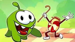 Om Nom Stories: Mad Tea Party   Cut the Rope: Magic    Season 4 Episode 2   Cartoon For Kids