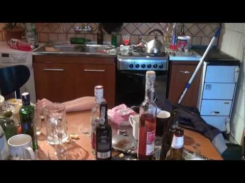 Pije alkohol z organizmu
