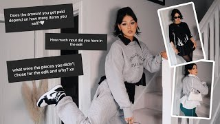 THE REALITY OF BEING AN INFLUENCER: PAID WORK | OUTFIT IDEAS FROM MY EDIT WITH MISSGUIDED | AD