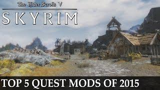 Skyrim Mods: Top 5 Quest Mods of 2015