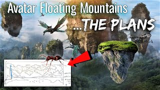 BUILDING AN EPIC 'AVATAR FLOATING MOUNTAINS' ANT FARM