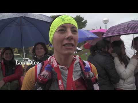 EVASIÓN TV: BARCELONA TRAIL RACES 2016