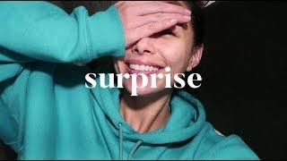 Vlogmas 2018 Day 2   A Brian Puspos Surprise!   Aja Dang