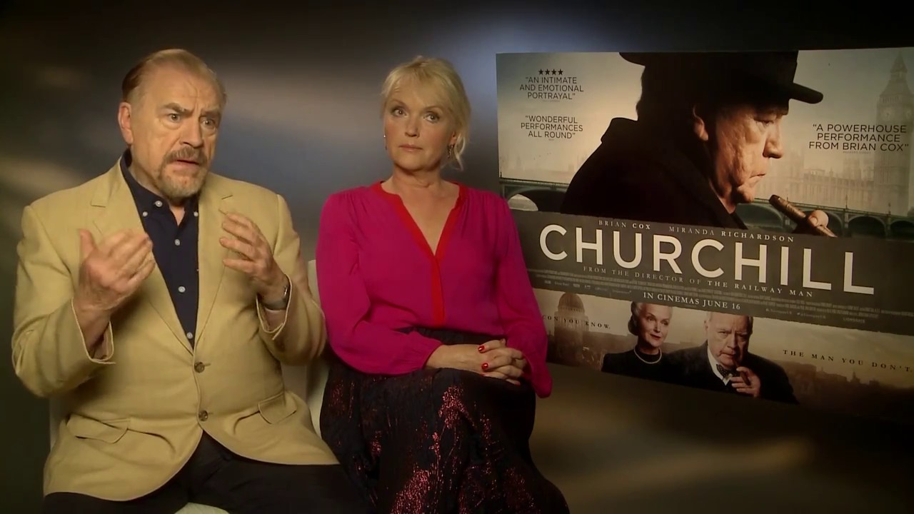 Trailer för Churchill