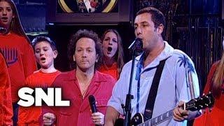 Adam Sandler: The Hanukkah Song III - SNL