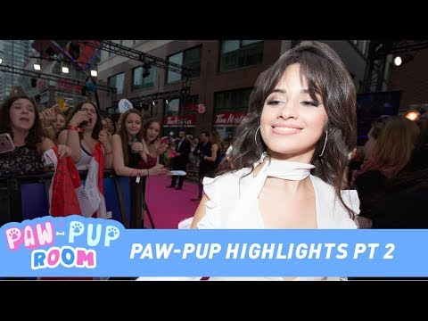 Paw-Pup Room Highlight Reel Feat. Camila Cabello, KJ Apa, Lilly Singh + More!