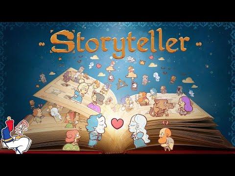 Storyteller [ STEAM - Néo Fest ] Gameplay