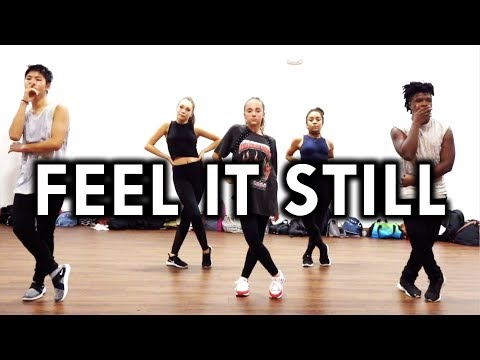 Feel It Still Portugal The Man Feat The Outlaws Brian Friedman Choreography Millennium Oc