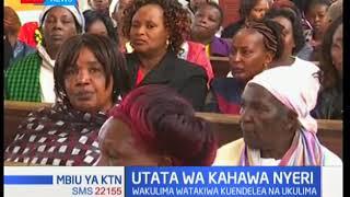 Seneta wa Nyeri awahimiza wakulima waendelee na kilimo cha kahawa