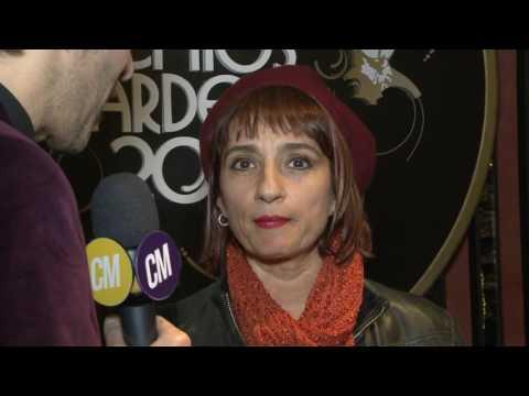 Hilda Lizarazu video Nominaciones Premios Gardel - Con Fabiana Cantilo - Mayo 2016