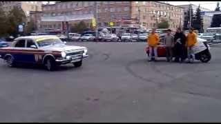 Газ 24 Muscle Car