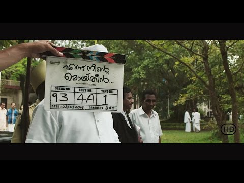 Ennu Ninte Moideen Character Intro and Makeover 01