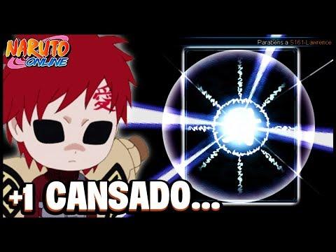 AQUELE NINJA QUE TU PEGA E FALA HMM... NEM QUERIA! | Naruto Online