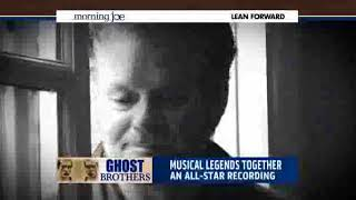 John Mellencamp, Stephen King, and T Bone Burnett 2013 Morning TV Interview