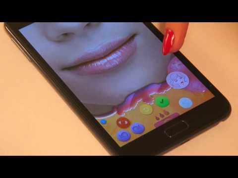 Video of Virtual Makeup Makeover Lite