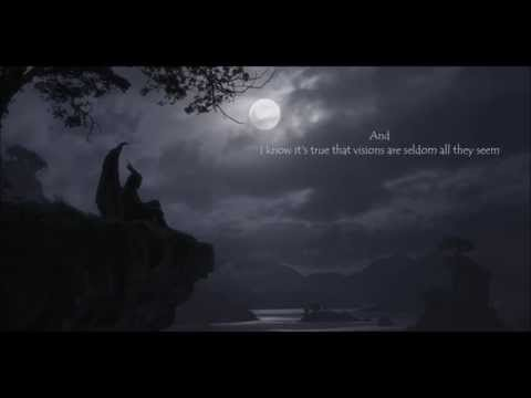 maleficent original ending score(Once Upon A Dream by Lana Del Rey) with lyrics