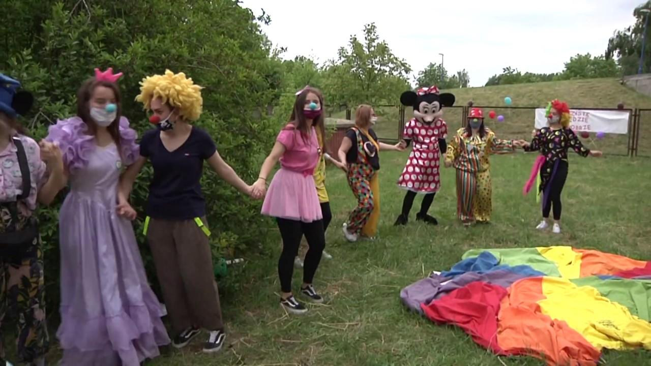 Akcja Fundacji Dr Clown