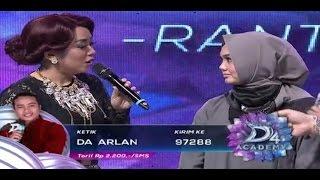 Rina Nose Dijuluti Irfan Hakim Dan Keluarga Gunarso (D'Academy 4 Top 10 Result Group 1)