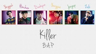 B.A.P - Killer