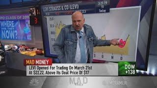 Jim Cramer: Which 2019 IPO stocks worth buying or staying away from