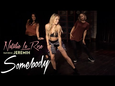 Natalie La Rose - Somebody ft. Jeremih (Dance Tutorial)