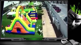 ed113f1308 Acidente com Brinquedos - Infláveis voam com Crianças dentro. ( Laudos  Técnicos e ART)