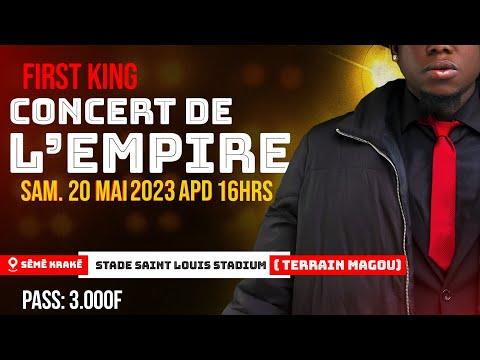 First King – Ya (Souffrance)