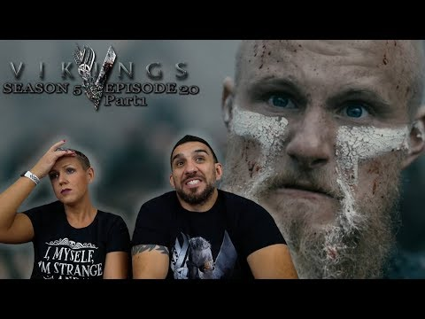 Vikings Season 5 Episode 20 'Ragnarok' Finale REACTION!! Part 1