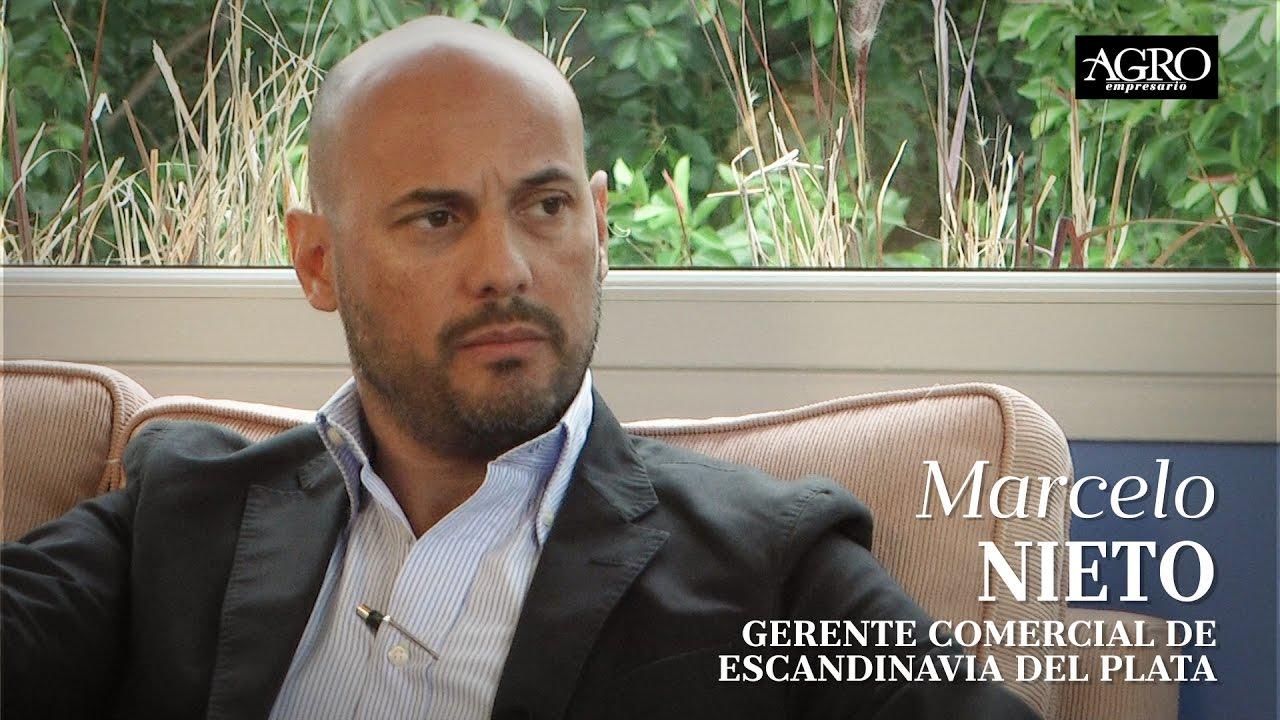 Marcelo Nieto - Gerente Comercial de Escandinavia del Plata