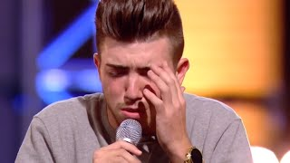 Christian Burrows Brings Judges To TEARS Again | Boot Camp | The X Factor UK 2016