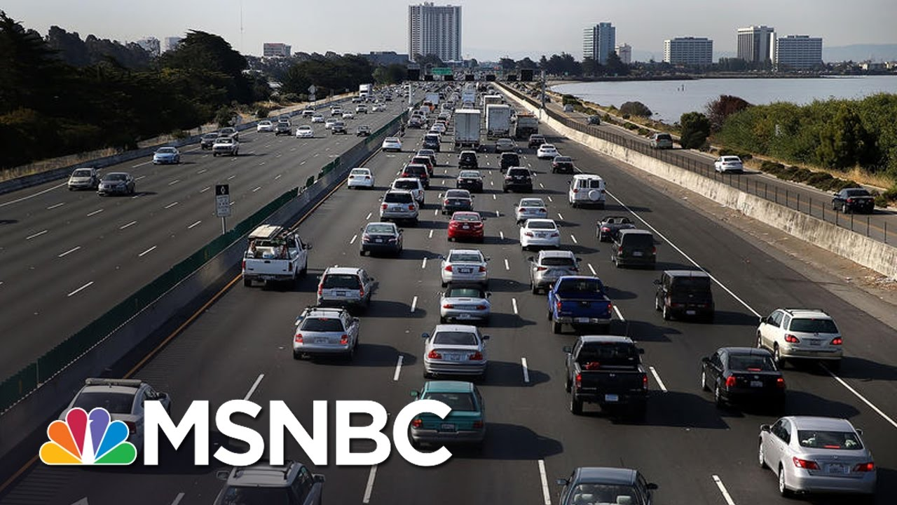 Donald Trump Proposes $1T Infrastructure Plan | MSNBC thumbnail