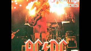 AC/DC - Put The Finger On You - Live