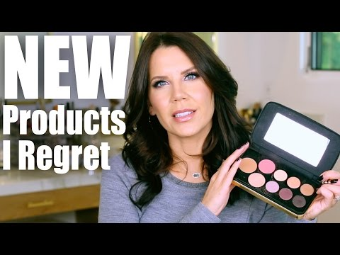 NEW PRODUCTS I REGRET + a Few Loves